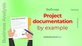"""Вебінар """"Project documentation by example"""""""