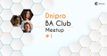 IT Network BA Club Meetup #1