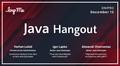 Java Hangout