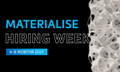 Materialise Hiring Week: FA, .Net, DevOps, C++