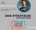Java #TechTalks