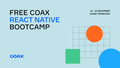 Free COAX React Native Boot Camp