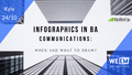 "Мастер-класс ""Infographics in BA communications: when and what to draw?"""