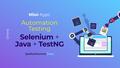 Міні-курс: Automation Testing. Selenium + Java + TestNG