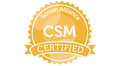 Certified ScrumMaster by ScrumAlliance | Курс Натальи Трениной