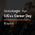 Globallogic Kyiv C/C++ Career Day