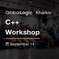 GlobalLogic Kharkiv С++ Workshop