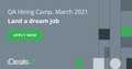 iDeals QA Hiring Camp