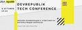 Бесплатная онлайн-конференция DEVrepublik Tech Conference