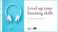 """Level up your Listening"" – краш-курс для IT специалистов"