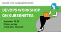 DevOps workshop on Kubernetes by Dev.Pro