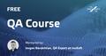 Безкоштовний онлайн QA курс від InoXoft
