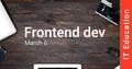 Курс FrontEnd Developer в CyberBionic Systematics