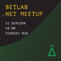 BETLAB .NET meetup 2018