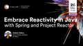 Ciklum Speakers' Corner «Embrace Reactivity in Java with Spring and Project Reactor»