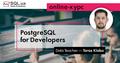 Онлайн-курс «PostgreSQL for Developers» (7 тижнів)