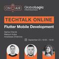 "TechTalk ""Flutter Mobile Development"""