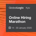 GlobalLogic Kyiv Online Hiring Marathon