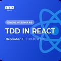 """Webinar """"TDD in React"""""""