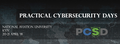 Practical CyberSecurity Days