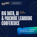 Big Data, AI & Machine Learning Conference | Projector Library