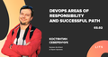 "Вебінар ""DevOps areas of responsibility and successful path"""