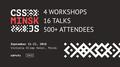 CSS-Minsk-JS Conference 2018