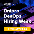 Dnipro DevOps Hiring Week