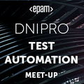 Dnipro Test Automation Meet-Up