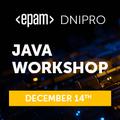 [Sold out] Dnipro Java Workshop