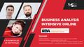 Курс «Business Analysis Intensive Online»