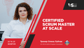 """Тренінг """"Certified Scrum Master at Scale"""""""