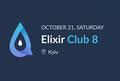 Elixir Club 8