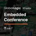 GlobalLogic Kharkiv Embedded Conference 2019