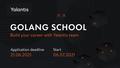 Yalantis Golang School 4.0