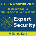 II International Exhibition Expert Security 2020