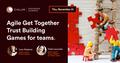 Ciklum Kharkiv Agile Get Together Trust Building Games for teams
