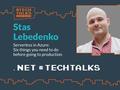 .Net Odessa #TechTalks