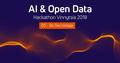 AI & Open Data - Hackathon Vinnytsia 2018