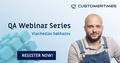 """QA Webinar Series - """"Дефекти і наслідки. Аналіз першопричин"""""""
