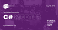 C# Meetup