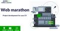 Web Marathon. Створення проєкту для CV