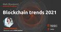 "Вебінар ""Blockchain trends 2021"""