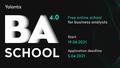 Yalantis BA School 4.0
