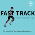 Java Junior Fast Track to Pre-Production в Києві | EPAM University