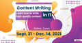 Content Writing in IT Course