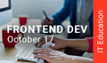Обучение по специальности Frontend Developer в CyberBionic Systematics