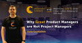 Kyiv Speakers' Corner: Why Great Product Managers are Not PMs