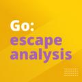 "Webinar ""Go: escape analysis"""