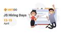 Virtido JS Hiring Days